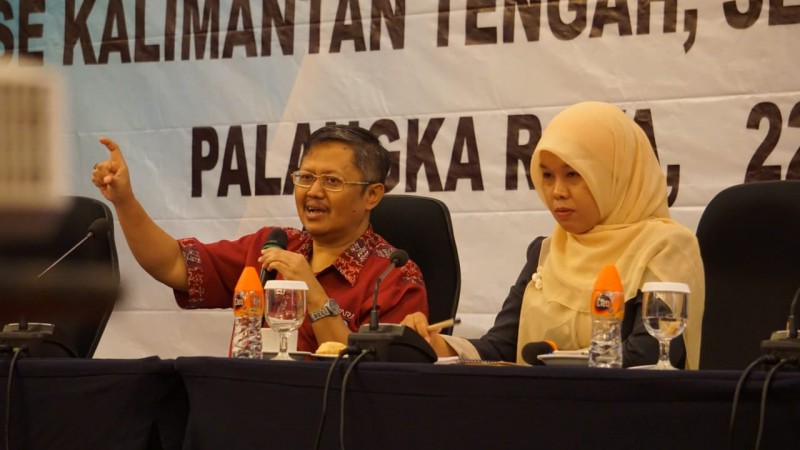 Persiapkan Petugas Humas PTS di Era Digital, LLDIKTI XI Gelar Workshop